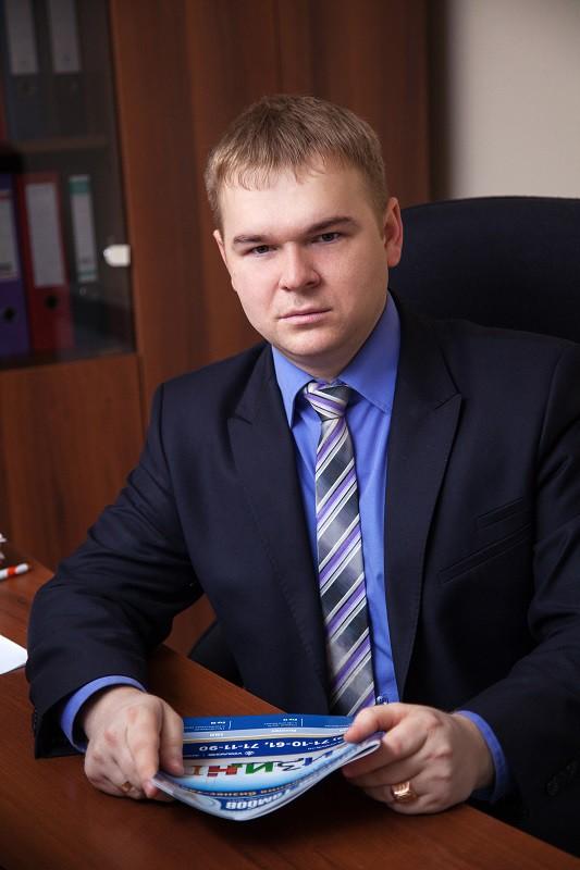 Исполнительный директор, кандидат сельскохозяйственных наук Сергей Александрович Колесников